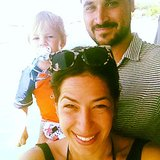 Designer Rebecca Minkoff spent time with her family.  Source: Instagram user rebeccaminkoff