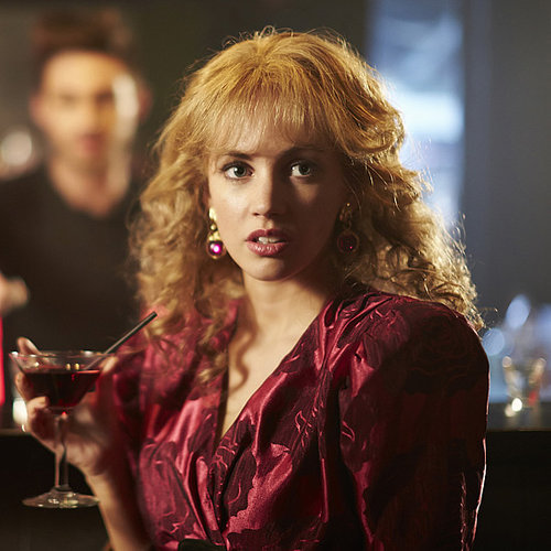 Samantha Jade as Kylie Minogue in INXS TV Drama Picture