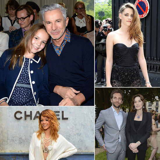 All the Stars at the Paris Haute Couture Shows — So Far!
