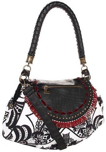 Desigual - Bols L Set (Negro) - Bags and Luggage