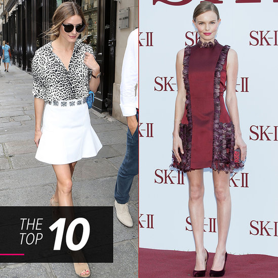This Week's Top 10 Best-Dressed Celebs: NYC to Paris, Who Nailed It?