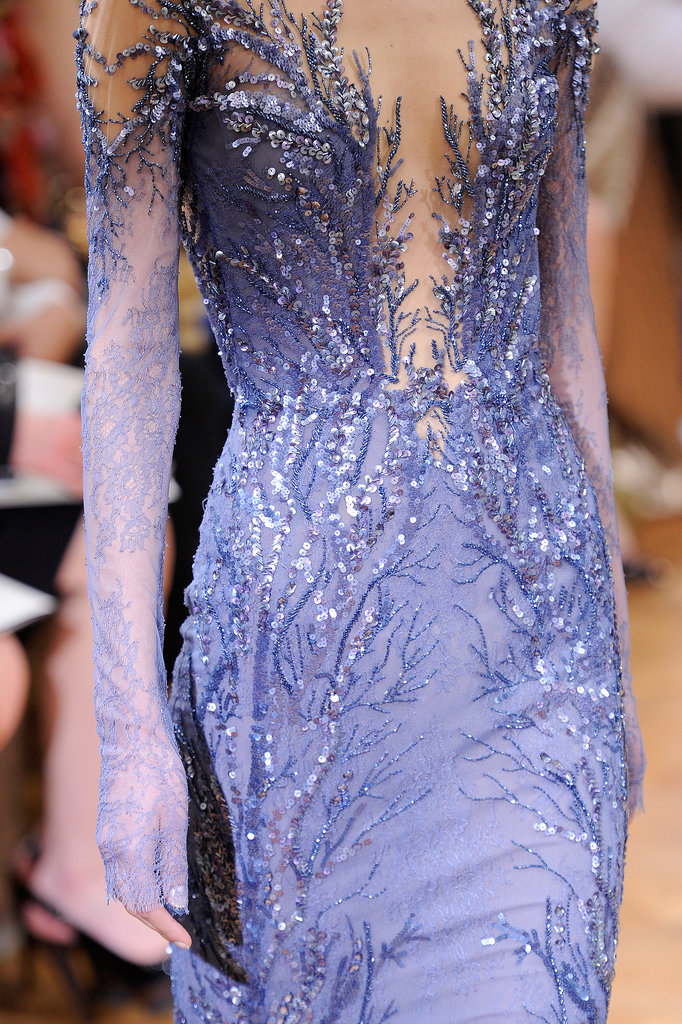 We can already imagine this knockout Zuhair Murad lilac number on the red carpet.
