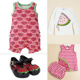 8 Sweet Watermelon Finds For Little Girls