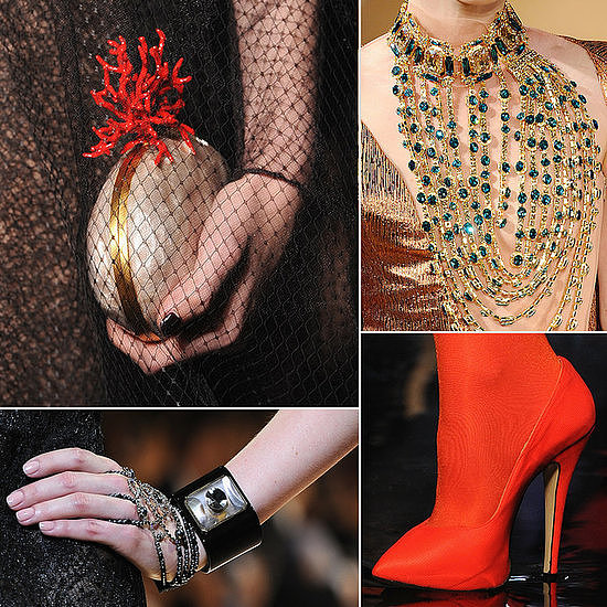 The only thing better than the clothing during Couture week? The accessories — every single last one.