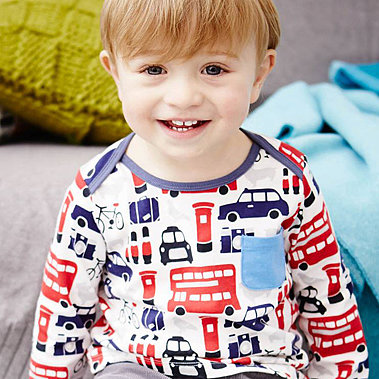 British Baby Clothing and Gear Brands