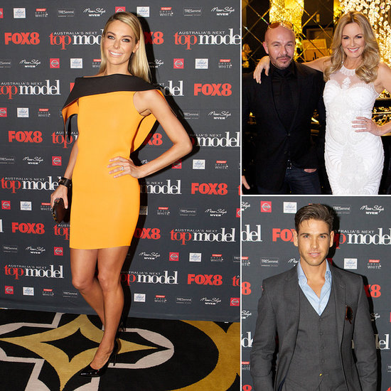 Jennifer Hawkins Shows Off Her Post-Honeymoon Glow at Australia's Next Top Model Launch