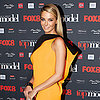 Jennifer Hawkins at Australia's Next Top Model Launch 2013