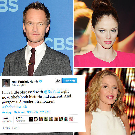 Tweets Of The Week: Neil Patrick Harris, Coco Rocha, Kylie Minogue & More!