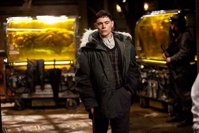 Burn Gorman in Pacific Rim.