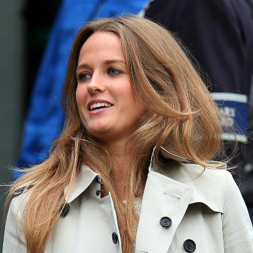 Kim Sears Hair | Wimbledon 2013