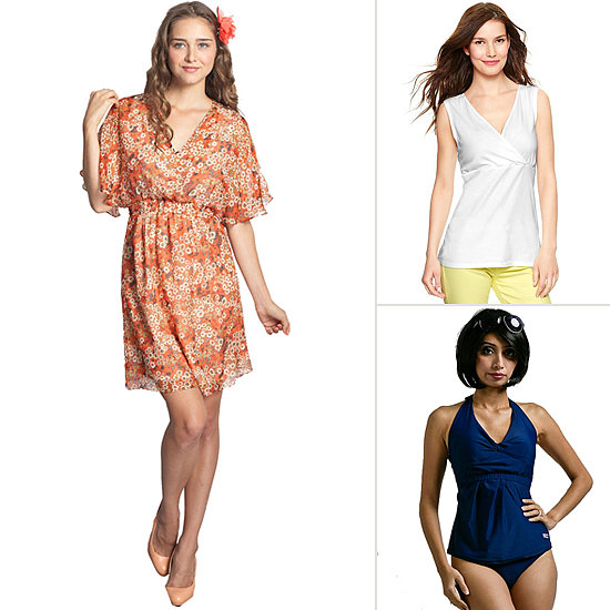 8 Pretty, Flowy Nursing Clothes For Summer
