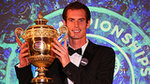 Video: Celebrities Congratulate Andy Murray on His Wimbledon Win