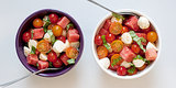 A Sweet Twist on Caprese Salad