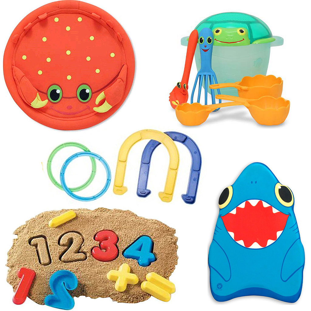 Top Toys For Toddlers : Best beach toys for kids popsugar moms