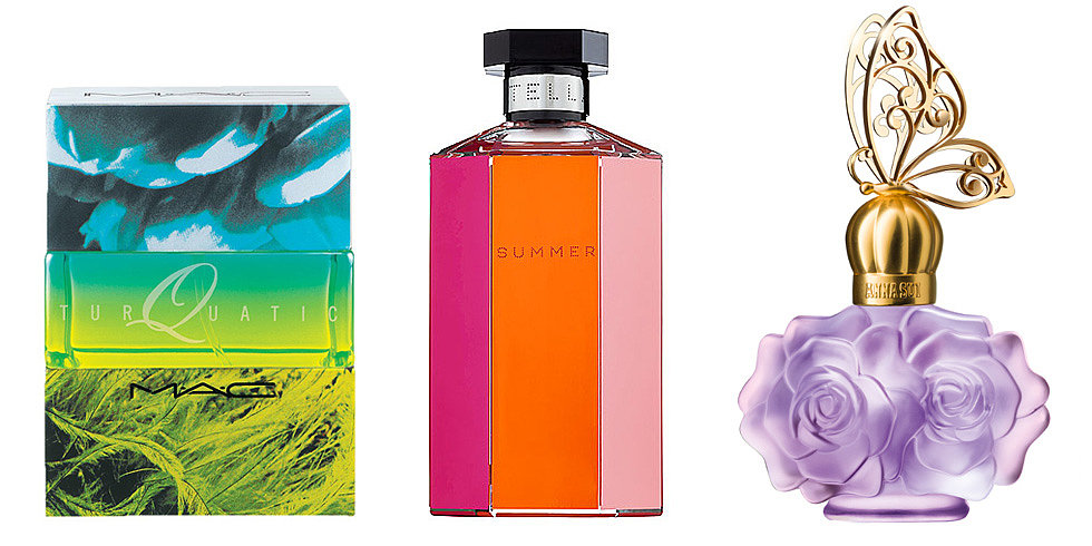 Lighten Up With One of Summer's Newest Scents
