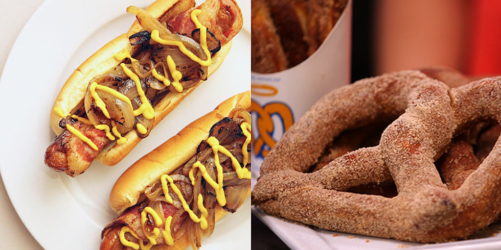 12 Eats That Bring the Ballpark to Your Living Room