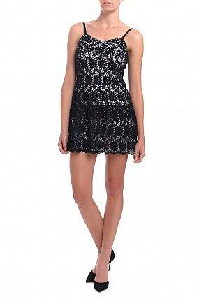 Alice + Olivia Tati Lace Dress