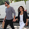 Eva Longoria and Ernesto Arguello in Paris | Pictures