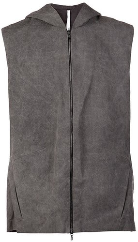 Song For The Mute Hooded vest