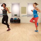 Workout Video Using Hoopnotica