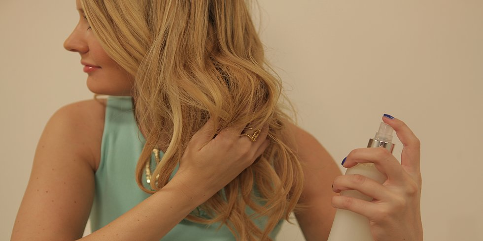 Beach Waves From the Kitchen: Make Your Own Texturizing Spray