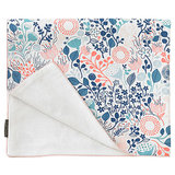 DwellStudio Meadow Powder Blue Play Blanket