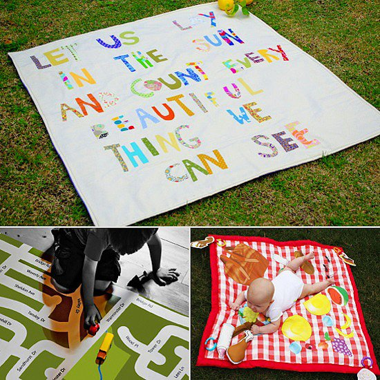 9 Awesome Play Mats For Active Babies and Kids