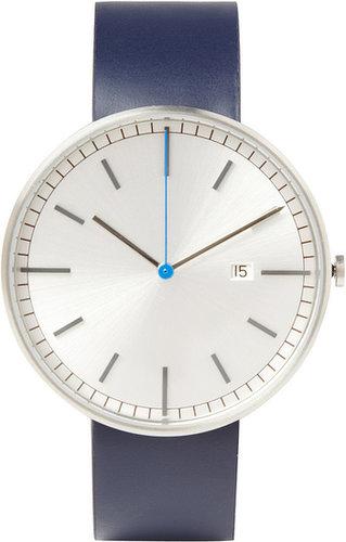 Uniform Wares 203 Series Steel Wristwatch