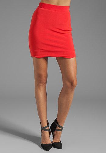 MINKPINK Roxanna Mini Skirt