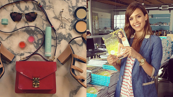 A Peek Inside Miranda Kerr's Purse, Kate Bosworth's Top Festival Pick, and More From Instagram!