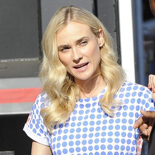Diane Kruger Interview on Jimmy Kimmel Live | Video