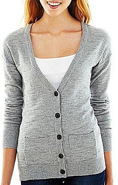 Arizona Slub Cardigan