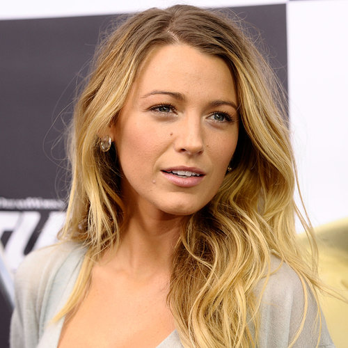 Picture of Blake Lively Ombre Hair Look