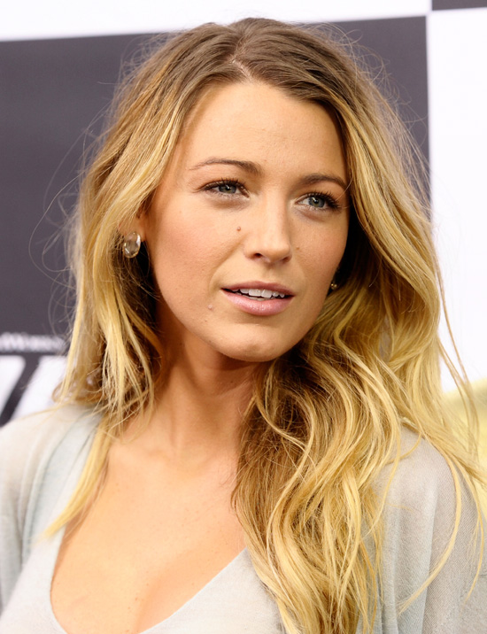Picture of Blake Lively Ombre Hair Look | POPSUGAR Beauty Australia Blake Lively