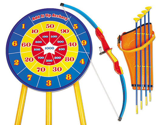 Add-It-Up! Archery Set