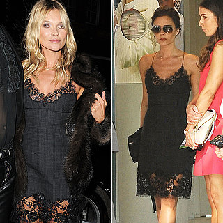 Is Victoria Beckham Channeling Kate Moss?