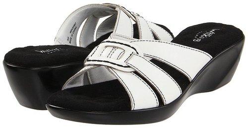 Walking Cradles - Coco (White Leather) - Footwear