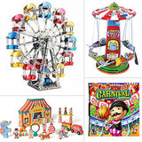 Step Right Up! 10 Cute Carnival Toys For Kids