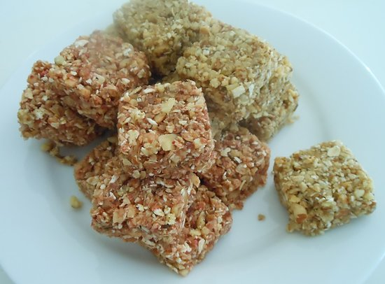 No-Bake Oatmeal Bites