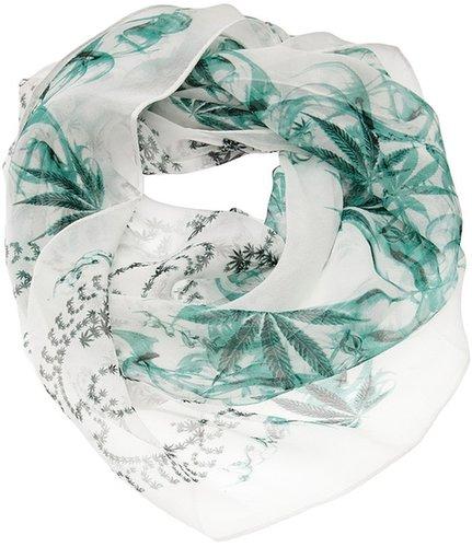 Thomas Wylde Printed scarf