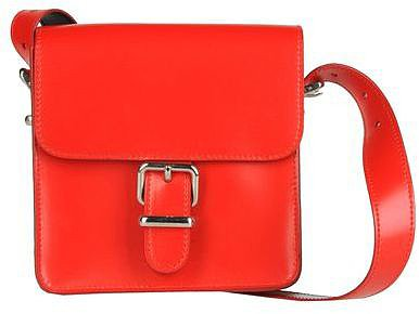 JIL SANDER NAVY Small leather bag