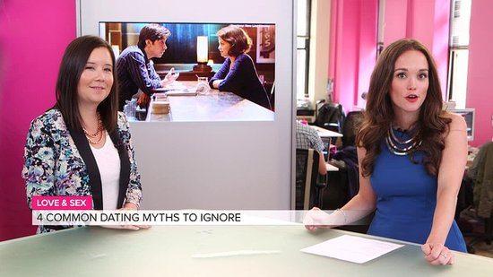Let's Dump These 4 Common Dating Myths