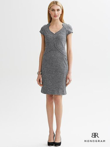 BR Monogram Allison dress