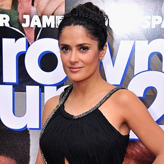 Shop Salma Hayek's Flirty Double Plait