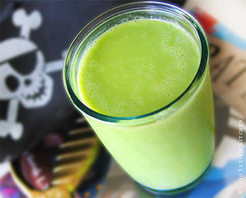 Kid-Friendly Recipes: Pirate Smoothie