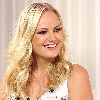 Malin Akerman Interview on Motherhood and CBGB | Video
