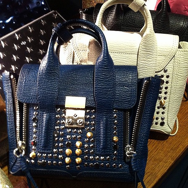 The only thing better than a mini Pashli: a mini studded Pashli.