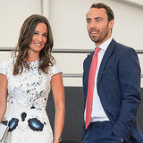 Royals With Middleton Family Ahead Of Birth Of Royal Baby