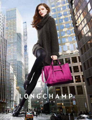 Longchamp Fall 2013
