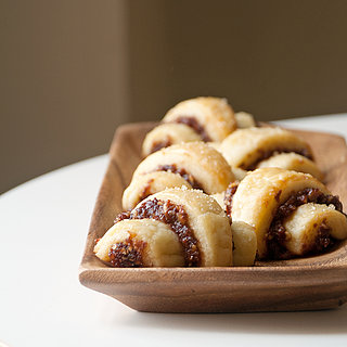 Cherry-Almond Rugelach